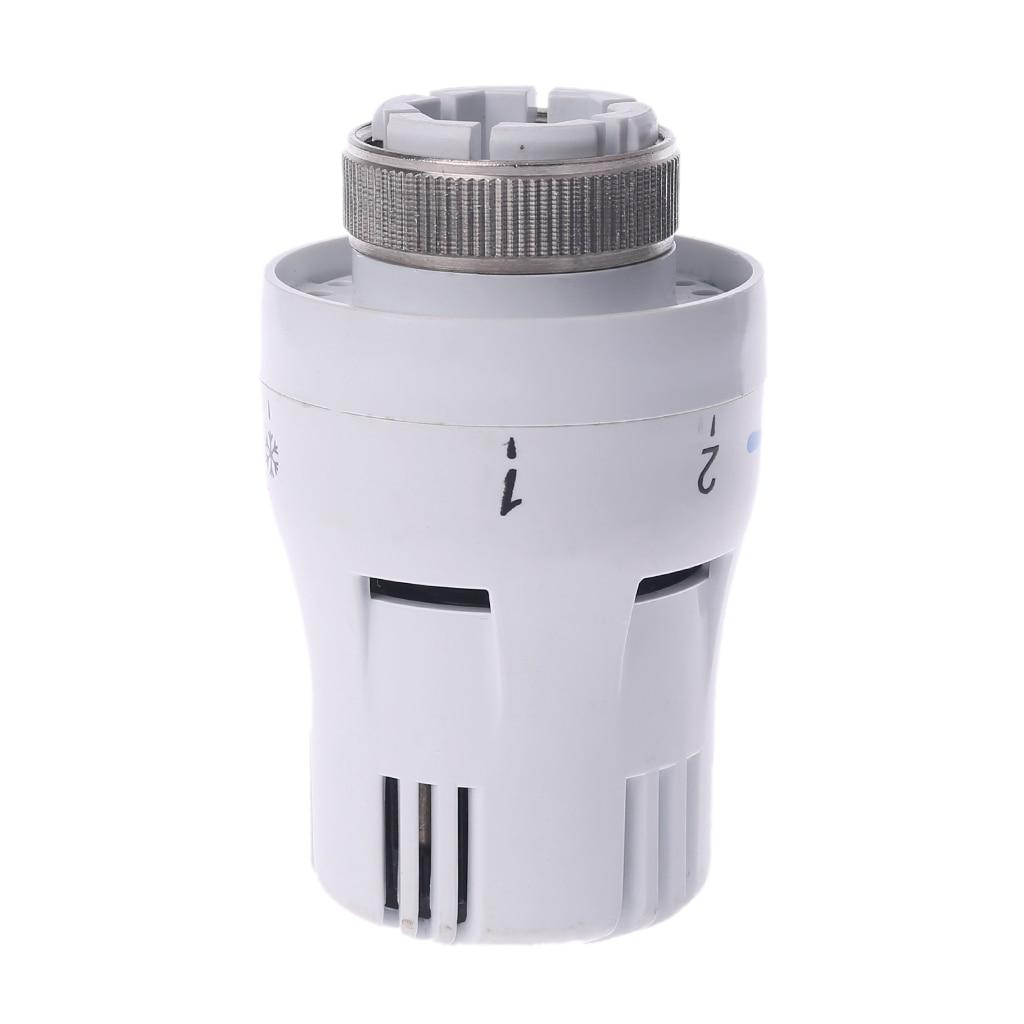 Drop Ship Thermostatic Radiator Valve Heating System Pneumatic Temperature Control Valves