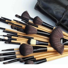 Высокое качество 32 шт/компл кисти для макияжа набор профессиональных