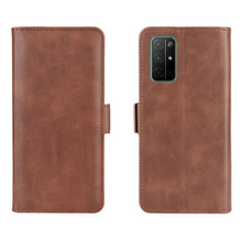 Phone Case For Huawei Honor 30S Case Flip Leather Luxury Pocket Cover For Huawei Honor 30S Case Wallet Magnetic Book Stand Cover huawei honor 8c business case pu leahter cover for huawei honor8c wallet flip case anti knock phone cover