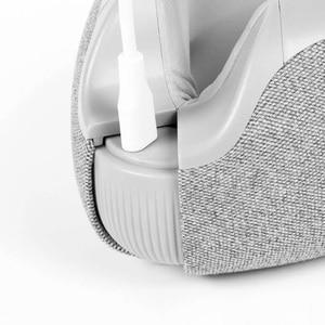 Image 5 - Youpin Momoda 5V 5W 3Modes Rechargeable Folding Eye Massager Graphene Thermostatic Heating Kneading Bluetooth Smart Eye Mask
