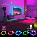 Suntech WiFi Led Strip, SMD5050 Led Lights Compatible With Alexa,Google Home, Smart Color Changing Rope Lights Decoration