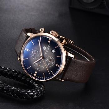 Men Watch PAGANI DESIGN Top Brand Luxury Quartz Chronograph Watches Men's Sports Waterproof Wrist Watch Relogio Masculino 2020