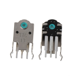2Pcs Original TTC Mouse Encoder Mouse Decoder Highly Accurate 13mm Green Core|Mice & Keyboards Accessories|Computer & Office -