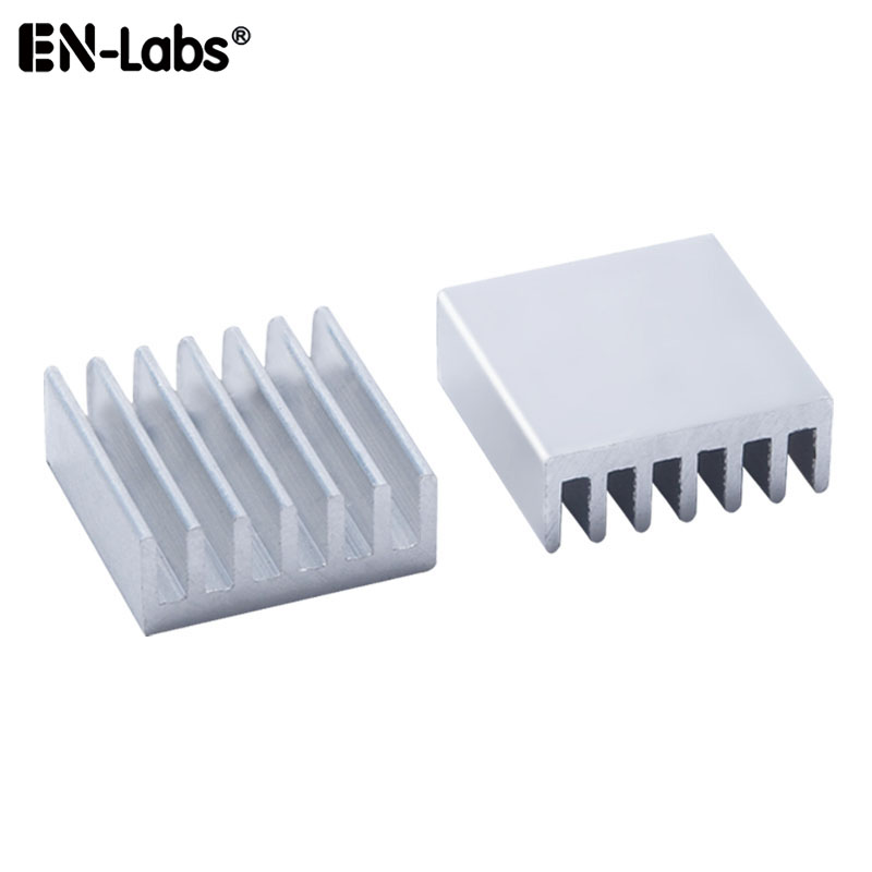 20pcs Extruded Aluminum Heatsink Heat Sink,Radiators Cooling Cooler For 3D Printer Electronic Chipset,Power Module,PC Parts RAM