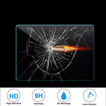 Tempered Glass Protector Portective Film For Carlaoer Android 8.1 2 Din Car radio Multimedia Video Player auto Stereo image