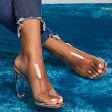 Женские праздвечерние туфли на высоком каблуке