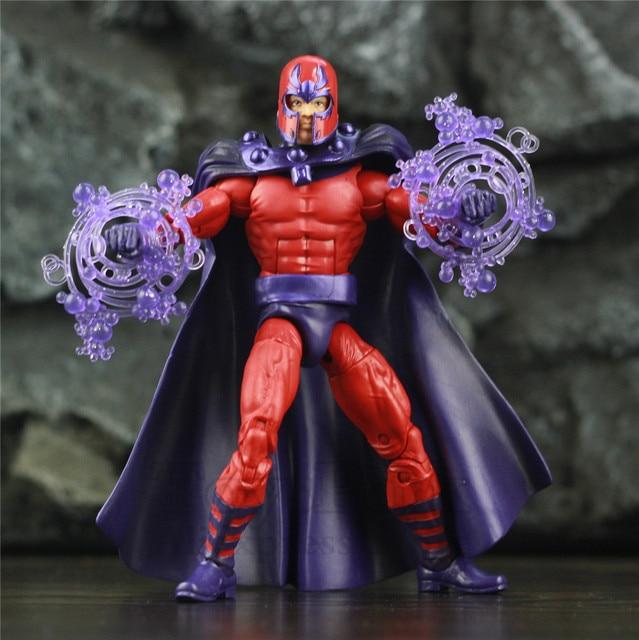 Magneto Action Figure Erik Lehnsherr 6inch. 3