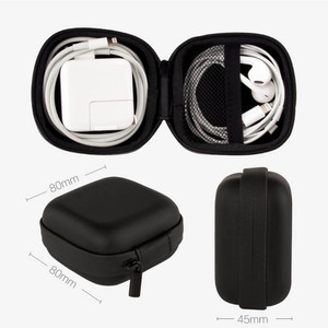 Image 4 - Xiaomi 収納ボックスヘッドセット携帯電話充電器モバイル電源デジタル製品収納袋多機能デスクトップ収納品質