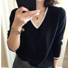 Женские свитера для пеших прогулок, женские высококачественные новейшие свитера с v-образным вырезом для женщин, удобный свитер SYD04