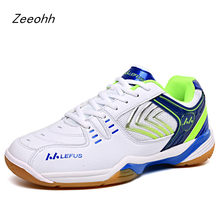 Badminton Shoes 2019 New Men Professional Badminton Shoes Sneakers Unisex Couples Badminton Trainers Indoor Sport Tennis(China)