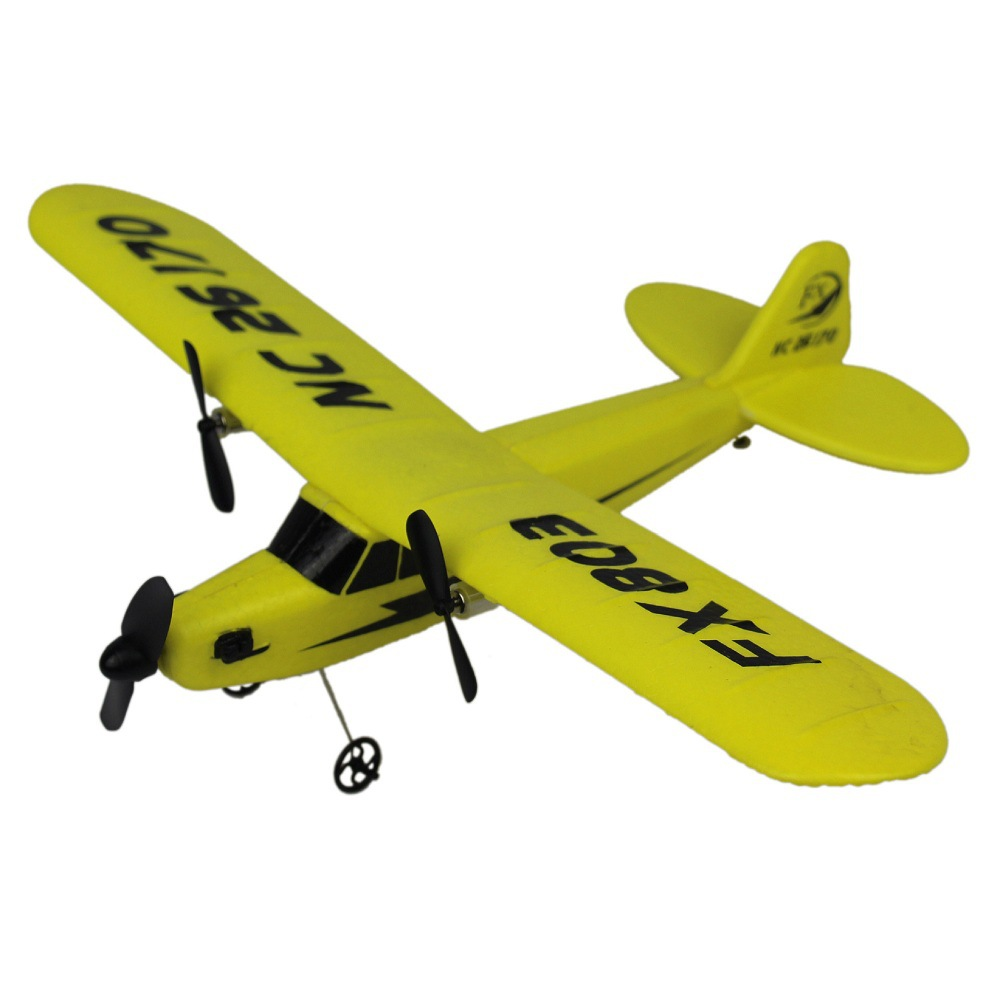 Upgraded 2.4G Remote Control Glider Fx803 Foam Glider EPP Fixed-Wing Remote Control Aircraft Airplane Model Toy