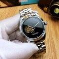 FOSSIL Männer Uhr Automatische Mechanische Uhren Luxus Marke Armbanduhr uhr Relogio Masculino