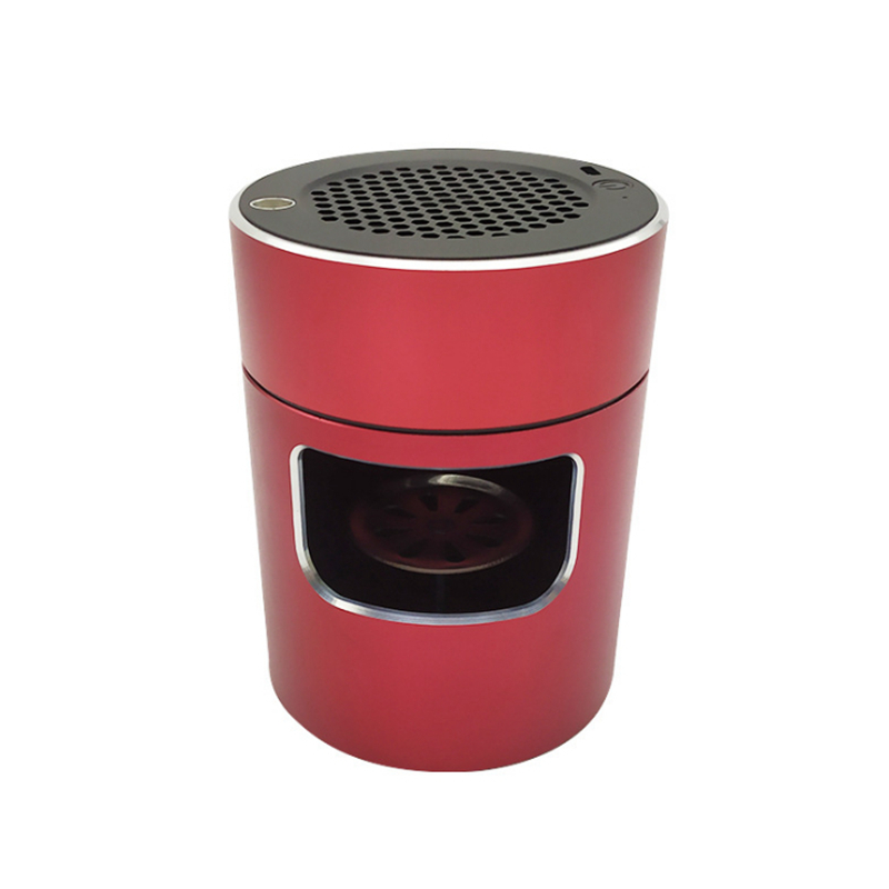 Air Purifier Ashtray Smokeless for Indoor / Outdoor Protection Desktop Air Purifier