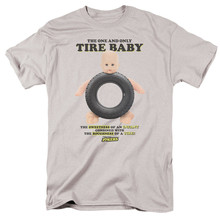 Impractical Jokers Tire Baby Licensed Adult T-Shirt Basic Models Tee Shirt(China)