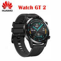 Reloj Original Huawei GT 2 Smart Watch Bluetooth 5,1 boold oxygen tracker 14 días de duración de la batería Bluetooth llamada frecuencia cardíaca más reciente