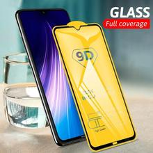 9D Full Cover Protective Glass For Xiaomi Redmi Note 9S Screen Protector on Redmi K20 K30 Note 7 8 9 Pro Max 8T 8A Tempered Film 2pcs screen protector for xiaomi redmi note 9s 9 pro max tempered glass full glue cover protective film for xiaomi redmi note 9s