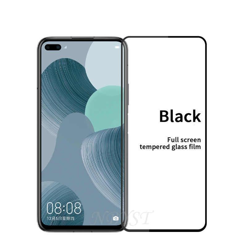フルカバー Huawei 社の名誉 V30Pro 20X V10i 10X 9I 9X 8X プロ V9 Play3E ビュ強化保護ガラスフィルム