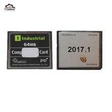 Tf cartão para toyota it2 testador inteligente 2017.1v 64mb para toyota/suzuki/cartão em branco disponível