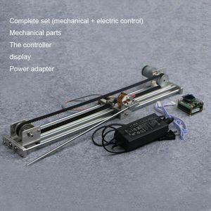 Image 3 - Doğrusal ters sarkaç, tüm Metal işleme, tek ters sarkaç, PID, otomatik kontrol teorisi