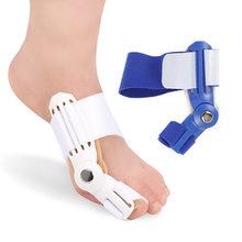 União tala grande dedo do pé straightener corrector alívio da dor do pé correção hallux valgus ortopédica suprimentos pedicure cuidados com os pés