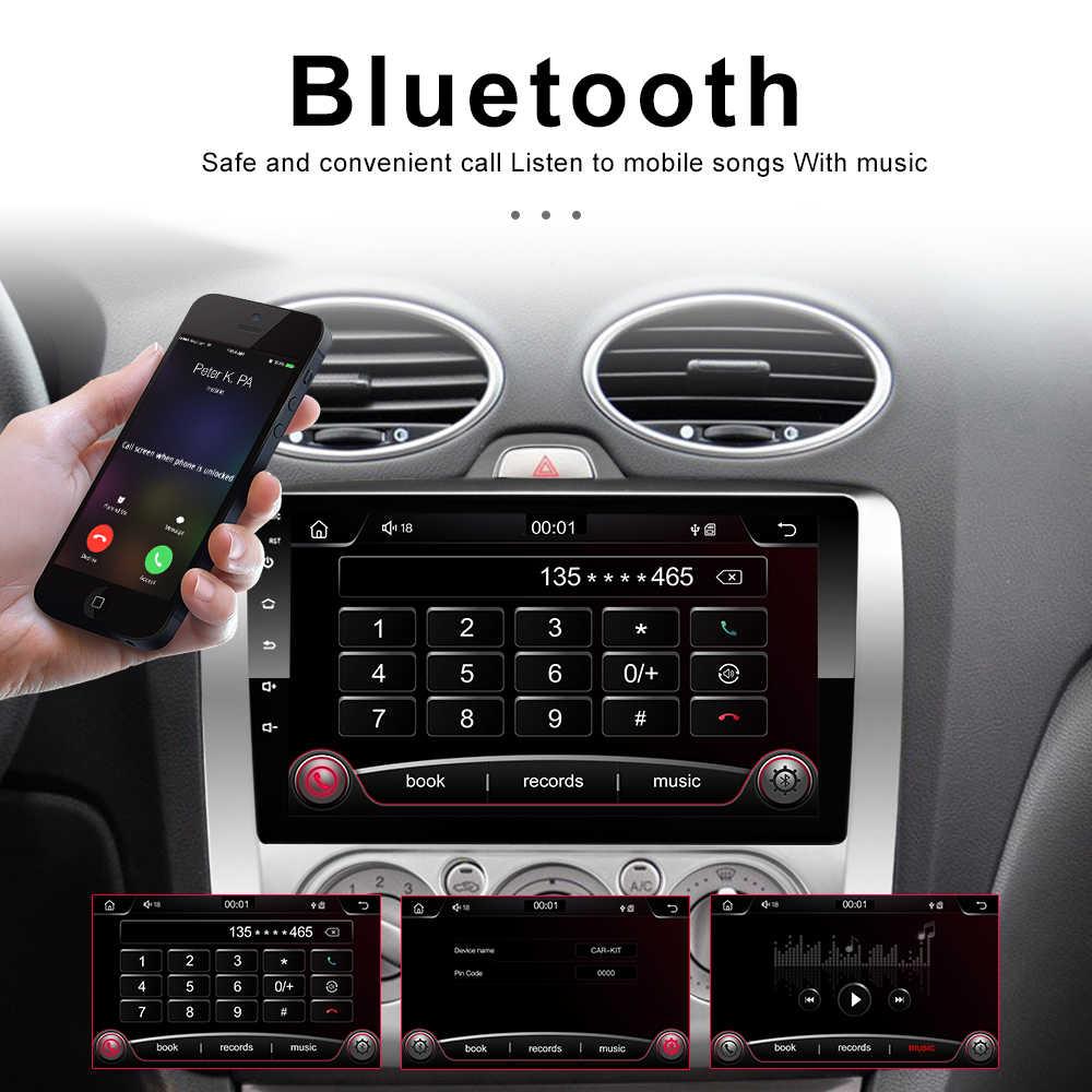 """AMPrime 9 """"車 Autoradio ラジオ 2 ディンマルチメディアプレーヤー Mirrorlink オートステレオ Bluetooth USB FM ビデオ MP5 プレーヤーリアカメラ"""