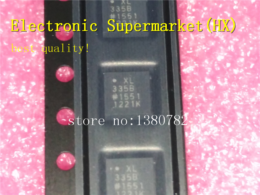 Free Shipping 20pcs/lots ADXL335BCPZ ADXL335B ADXL335 LFCSP-16   New Original  IC In Stock!