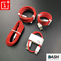 Original de 6T OnePlus rápido de carga de 30 CM /100CM /150CM/ 200CM 4A USB tipo C Dash para el Cable del cargador 6 5T 5 3T 3 8 7T 8T Pro