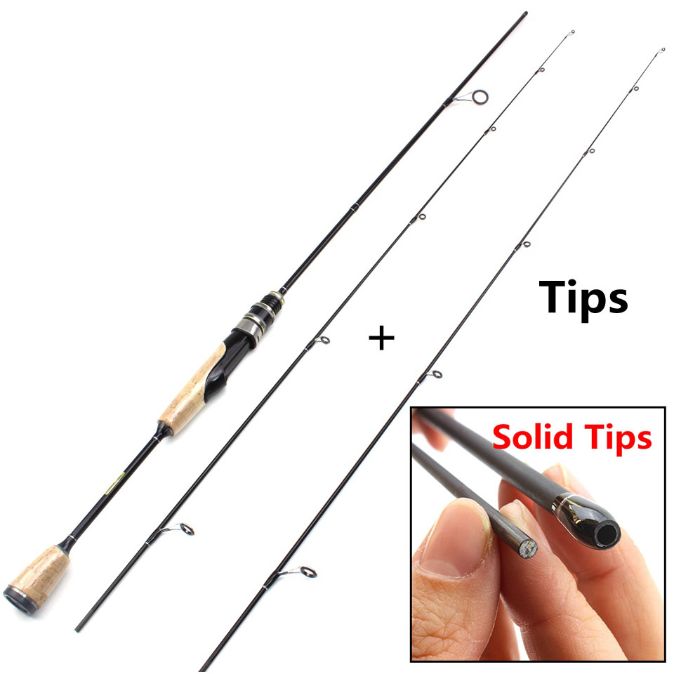 YOUTH Fishing Rods 2 Sections Solid Fishing Rod Ice Fishing Rod Boat Rod Pole Fishing Tackle Fishing Accessory Fishing Accessories