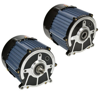 DC48V/60V 650W800W1000W1200W permanent magnet brushless differential motor,I type/16 teeth output shaft,electric tricycle motor
