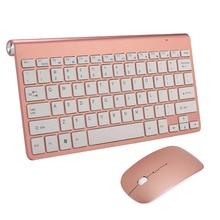 2.4G Waterproof Wireless Keyboard & Mouse Combo Set For PC Laptop Keyboards