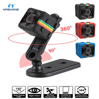 SQ11 Mini kamera 1080P HD gece görüş açık spor kamera ev güvenlik gözetim kamera otomobilin Mini kamera
