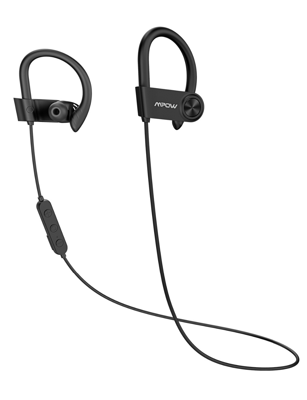 Mpow D9 Bluetooth 5.0 Earphone Aptx Wireless Sport Headphone With IPX7 Waterproof Noise Cancelling Mic 18H Playtime For Running (8)