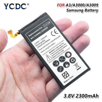 3.8V 2300mAh Lithium phone battery Replacement Battery For Samsung Galaxy A3 (2015) A300 A3009 A300H A300F A300G Phone Battery image