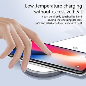 Image 5 - Eksprad 3 In 1 Draadloze Oplader 10W Snel Opladen Pad Voor Iphone 11 Pro X Xs Xr 8 Voor apple Horloge 5 4 3 Airpods 2 Pro Laders