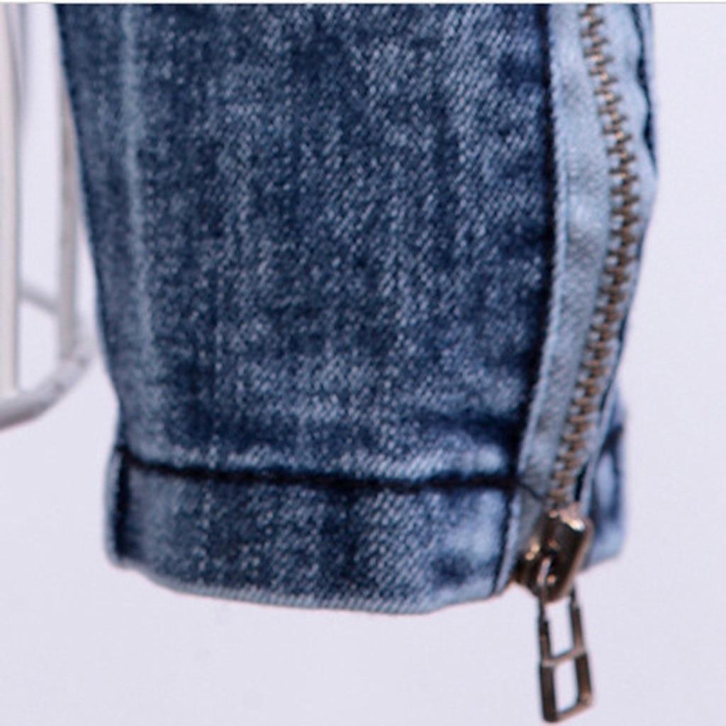 H95b5a5231a904b7fb5f5322aac4ff2112 JAYCOSIN Women's Coat New Fashion 2019 Denim Coat Ladies Casual Jacket Outwear Jeans Overcoat female Turn-down Collar jackets