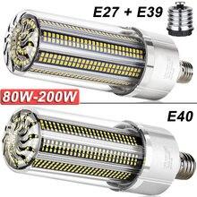 Суперъярсветодиодный светодиодсветильник Па кукуруза 80 Вт 200