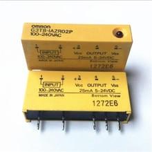 Solid state 5V 24V relay G3TB-IAZR02P G3TBIAZR02P 5VDC-24VDC 100VAC-240VAC 25mA 5PIN hot new 24v relay sr4d4024 3 1415055 1 24vdc sr4d4024 24vdc 24v 24vdc dc24v 8a 250vac 10pin