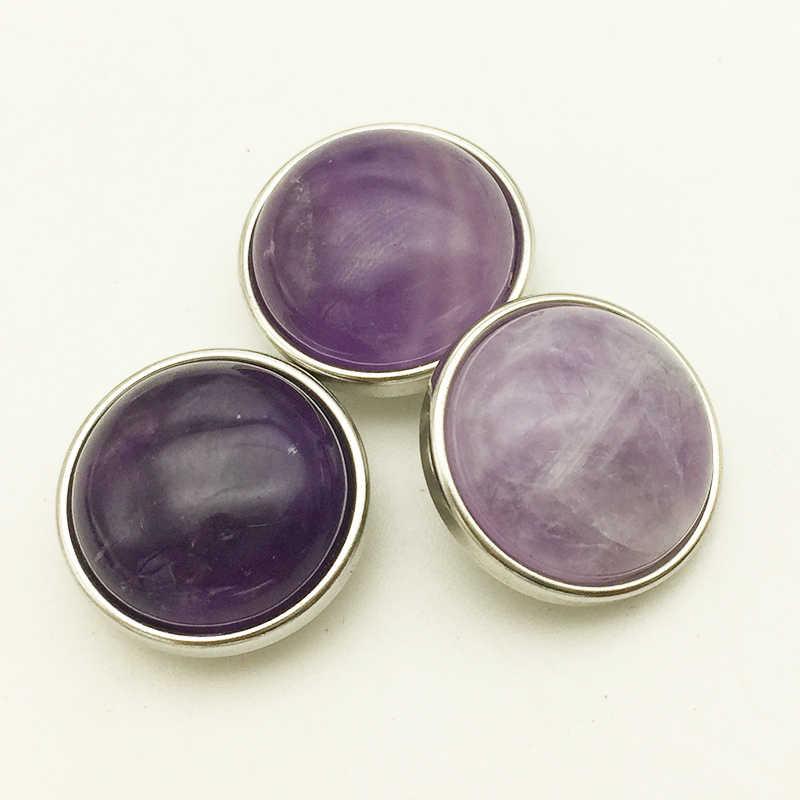 5 шт./лот Высокое качество 18 мм камень оснастки кнопка для DIY ювелирных изделий TB506
