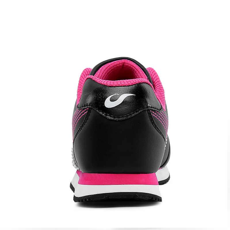 Moda ışık nefes su geçirmez deri sneakers 2019 yeni kadın Tenis spor ayakkabılar kadınlar için eğitmenler Tenis Feminino