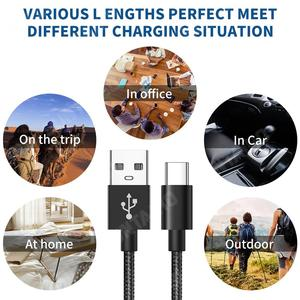 Image 5 - Suntaiho USB C Cable for Redmi Note 10 Pro Fast Charging Data Cord Charger USB Cable C  Cable for Huawei P40 P30 Pro Samsung S20