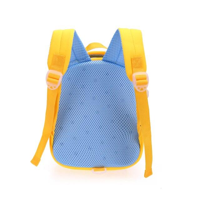 GREATOP 2021 New 3D Children School Bags for Girls Boy Children Backpacks Kindergarten Cartoon Animal Toddle Kids Backpack 6