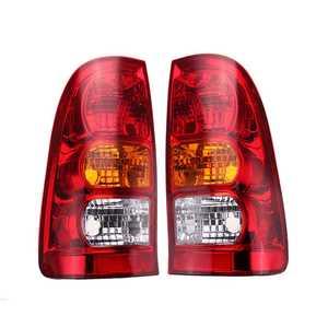 Image 2 - Paar Auto Schwanz Licht Bremsleuchte Blinker Licht Warnung Stop Für Toyota Hilux 2005 2006 2007 2008 2009 2010 2011 auto Zubehör