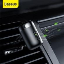 Baseus Metal coche Perfume aire ambientador aromaterapia sólido para la salida de aire del coche ambientador aire acondicionado Clip difusor