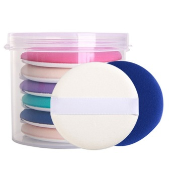 Set of 7 Pieces Latex-Free Dual Use Make-up Sponges