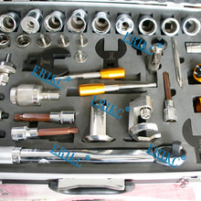 ERIKC High Quality Common Rail Injector  Assy Disassemble Tools  Diesel Injector Nozzle Dismounting Tool kits E1024001 high quality common rail injector travel measuring tool seat suit for injector