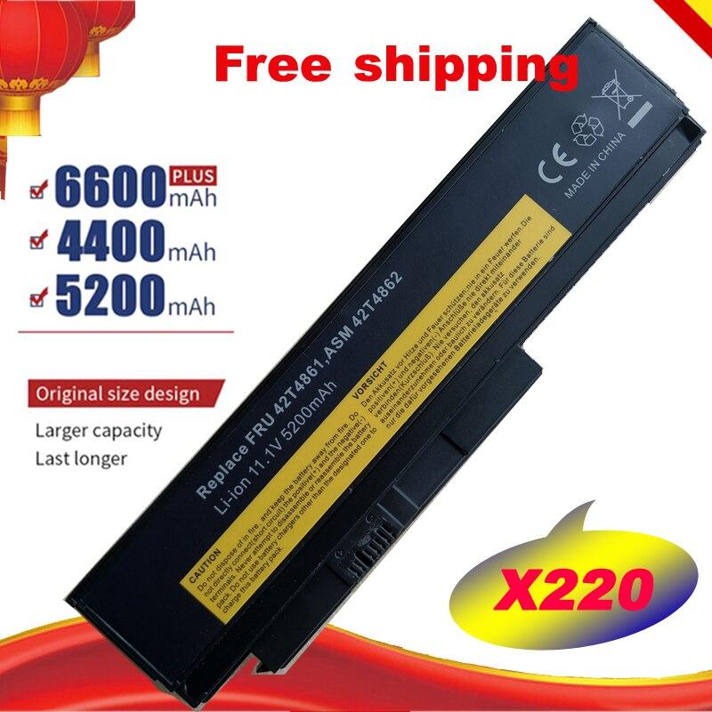 HSW 45N1025 Laptop Battery For Lenovo For Thinkpad X220 X220i X220 X220I X220S 45N1024 45N1022 45N1029 45N1033
