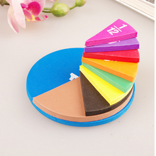 51 Pieces/set  Circular Fractions Kids Early Education Toy Math Toy for Children Gift