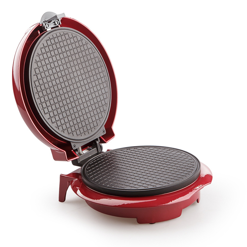 Electric Egg Roll Maker Crispy Omelet Mold Crepe Baking Pan Waffle Pancake Bakeware Ice Cream Cone Machine Pie Frying Grill
