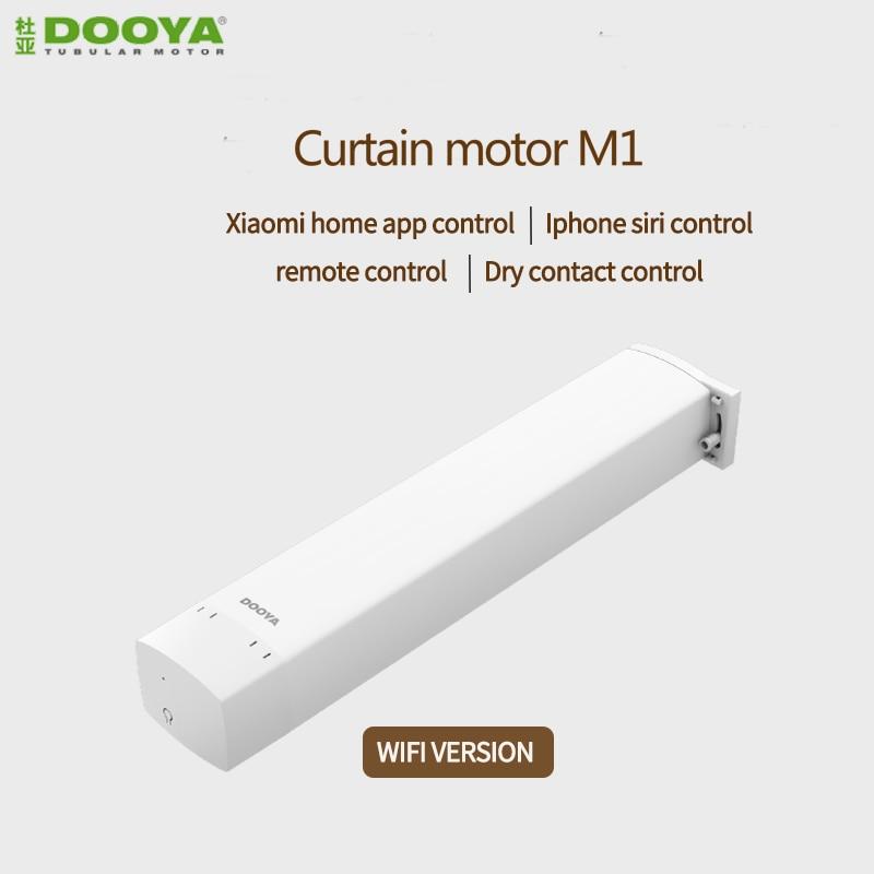 Original Dooya M1 DC Electric Curtain Motor, Xiaomi App  Siri Remote Control  Control DC100V-240V For Smart Home Automatic
