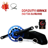 E BIKE BAFANG 48V 500W Motor Bicicleta Electric Bicycle ebike Conversion Kit can be used for 20 24 26 700C 28 29 Wheel
